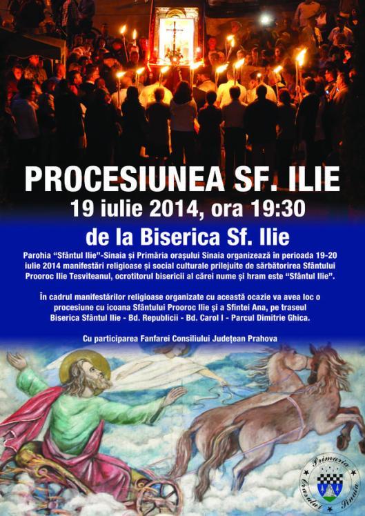 Procesiunea-religioasă-a-Sfântului-Ilie
