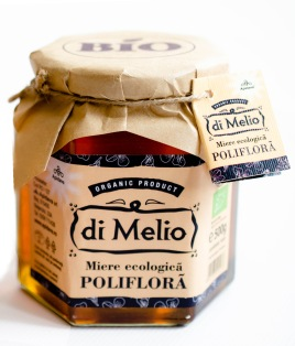 Miere ecologica poliflora di Melio APIDAVA
